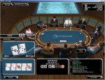 PKR Poker Bonus table view